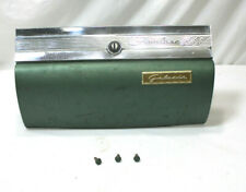 1959 FORD GALAXIE FAIRLANE 500 FACTORY OEM GLOVE COMPARTMENT DOOR