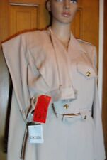 ESCADA Margaretha Ley 3-Pc Coordinates: JACKET Sz 36-Flaw, PANTS & SKIRT Sz 34