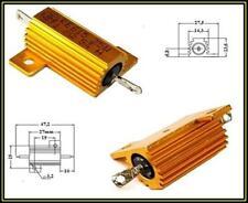 RE6155B Serie Hochlast Widerstand 25W 1,2R 5% 19,8x27mm 1 Stück