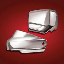 Chrome Side Covers, ABS, For Yamaha XVS 650 1998-2011, Classic & Custom (63-127)
