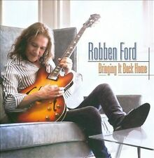 Bringing It Back Home by Robben Ford (CD, Feb-2013, Provogue)
