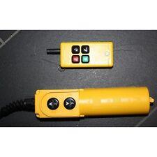 F21-2S/ZK Single Emitter Hoist Crane Radio Wireless Remote Control AC 220V