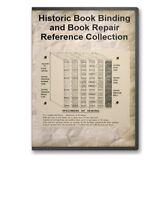 Bookbinding History 38 Books How to Bind Repair Emboss Leather Type - B373