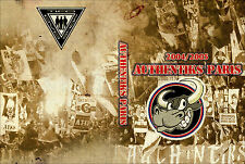 DVD AUTHENTIKS PSG 2004-2005 (ULTRAS,BOULOGNE,AUTEIL,PARISIEN,TM93,LUTECE FALCO)