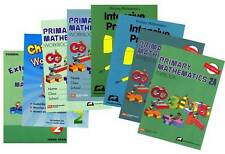 Singapore Primary Math Grade 2A + 2B bundle (8 books) US ED-FREE Expedited ship