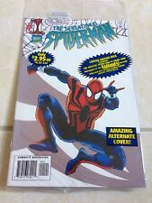 The Sensational Spider-Man #1 rare sealed variant with Ramones cassette tape