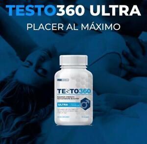 Testo 360 Ultra Maximun Strength Testosterone Booster