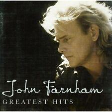 JOHN FARNHAM - GREATEST HITS CD ~ BEST OF *NEW*