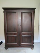 Bon HOOKER, TV Cabinet/Armoire, Solid Cherry, Very Good Condition