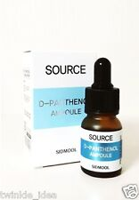 [Sidmool] Skin Source D-Panthenol Ampoule 12ml / 0.4oz Pro Vitamin B5 K-beauty