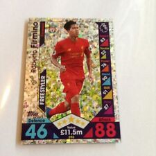 Liverpool Soccer Trading Cards 2016-2017 Season