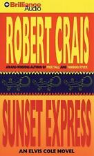 Elvis Cole/Joe Pike: Sunset Express 6 by Robert Crais (2010, CD, Abridged)
