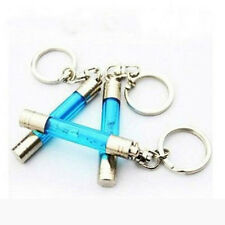 Popular Dynamic Anti Static Electricity Eliminator Remover Key Chain for Car SUV