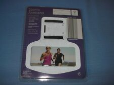 Crane Running Sweat Proof Gray Sports Armband For iPhone 5 5C 5S and Others