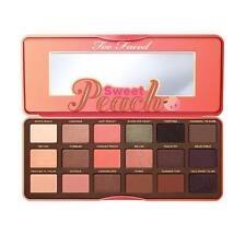 Too Faced Sweet Peach Eye Shadow Collection Palette Matte Shimmer Eyeshadow
