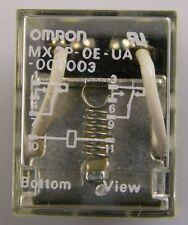 Omron original NOS MX-2P, MX2-P, MX2P relay FT-101 RL2 TS820 Kenwood substitute