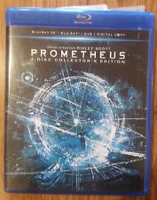 Prometheus 4 Disc Collection Collectors Edition