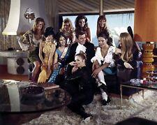 "On Her Majestys secret service Girls James Bond 007 10"" x 8"" Photograph no 4"