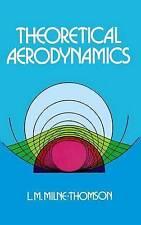 NEW Theoretical Aerodynamics (Dover Books on Aeronautical Engineering)