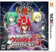Nintendo 3DS Cardfight! Vanguard G Stride to Victory Japanese game New Japan