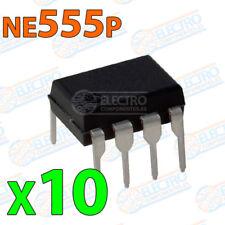 10x NE555 Temporizador timer precision oscidalor DIP 8 RC