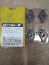 KENNAMETAL INDEXABLE INSERTS KC910 4 PCS DNGA543 (IK0630)
