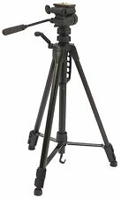 BLACK Premium Photo & Video Treppiedi 1.58m MAX HT 3kg Max carico 3 Way Pan/Tilt Head