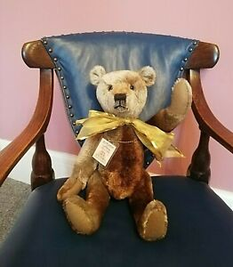 BEARS PAW COLLECTABLES  AUTUMN Teddy Bear Limited Ed 5 of 5  Made in England