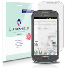 iLLumiShield Anti-Glare Screen Protector 3x for Samsung Galaxy Exhibit SGH-T599