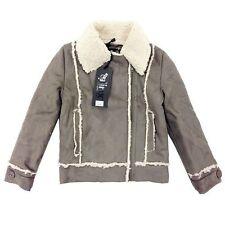 Manteaux, vestes et tenues de neige gris polaire pour fille de 2 à 16 ans