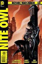 Before Watchmen Nite Owl #1 Combo Pack