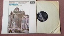 SXL 6252 Mozart Beethoven Quintets London Wind Soloists Ashkenazy DECCA UK LP