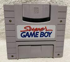 Super GameBoy (Super Nintendo Entertainment System, 1994)