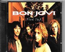 CD ALBUM 12 TITRES--BON JOVI--THESE DAYS--1995