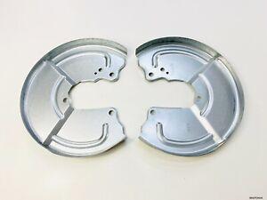 2 x Rear Brake Dust Shield for ALFA ROMEO 145 146 155 LANCIA DEDRA BDS/FT/014A