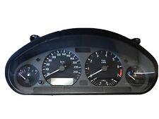 BMW E36 323iA Tacho Tachometer Kombiinstrument 62114383948 Automatik 240km/h