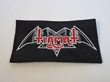 TIAMAT EMBROIDERED PATCH