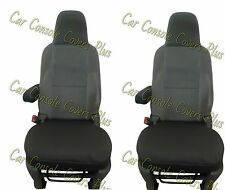 Bottom Seat Covers for Bucket Seats NEOPRENE -Price is for Black Pair (2)