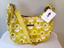 PETUNIA PICKLE BOTTOM Diaper Baby Bag Touring Tote SUNLIT STOCKHOLM + Mat NWT