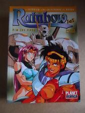 RAINBOW - Manga Kim Jae Hwan vol.1 di 5 Planet Manga  [G370M]