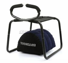 Sex loving Bounce Stool Sex Chair&Handrail-Inflatable Sex Pillow Cushion T3216