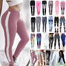 Women's Fitness Yoga Leggings Running Gym Sport High Waist Skinny Pants Trousers