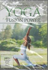Yoga Fusion Power DVD NEU Teigh McDonough Fitness Wellness Entspannung