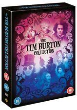 The Tim Burton Collection DVD Box Set NEW