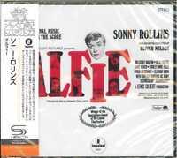 SONNY ROLLINS-ALFIE -JAPAN SHM-CD C94