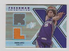 Robin Lopez Suns 2008-2009 SPX Freshman Orientation Patches #FO-RL
