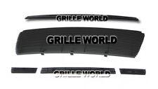 For 10-11 Toyota Tundra Black Billet Premium Grille Combo Insert