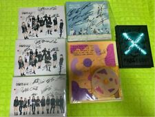 KPOP IDOL BOYS, GIRLS GROUP PROMO ALBUM Autographed ALL MEMBER Signed #0719