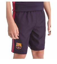 8e17cdb09 Barcelona FC 2016 17 Away junior children shorts size  XL (13-15