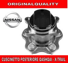 CUSCINETTO MOZZO RUOTA POSTERIORE NISSAN QASHQAI (J10) 1.5 1.6 2.0 DCI 2WD POST